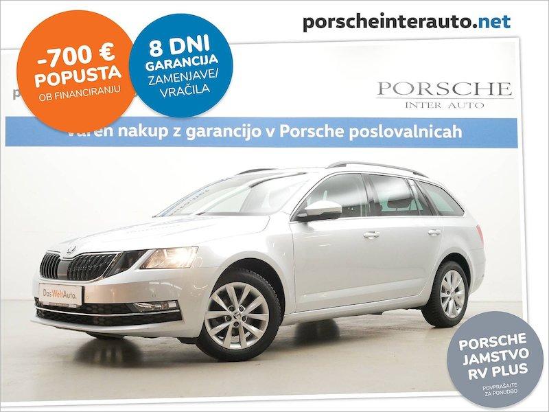 Škoda Octavia Combi 1.6 TDI Style - SLOVENSKO VOZILO