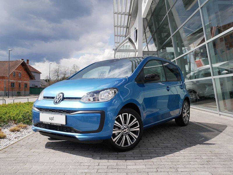 Volkswagen Up! Black Style 1.0 BMT
