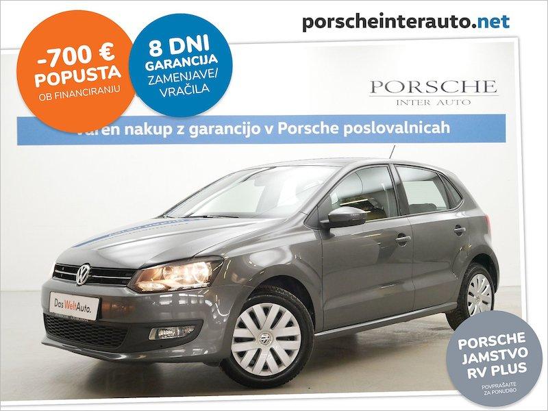 Volkswagen Polo 1.2 TSI Comfort SLOVENSKO VOZILO