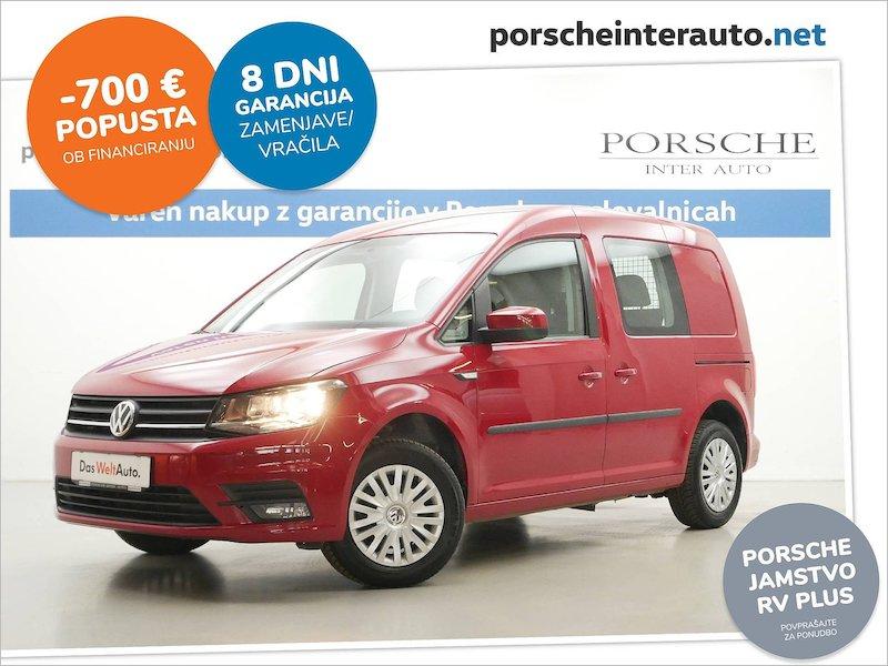 Volkswagen Caddy Trendline KRPAN 2.0 TDI EU6 - SLOVENSKO VOZILO