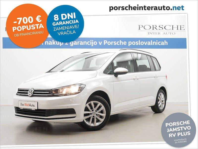 Volkswagen Touran 2.0 TDI BMT Comfortline DSG