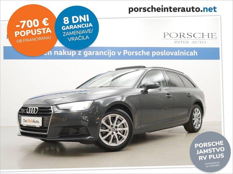 Audi A4 Avant 2.0 TDI quattro S tronic