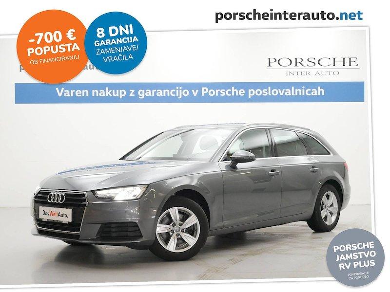 Audi A4 Avant 2.0 TDI S tronic - SLOVENSKO VOZILO