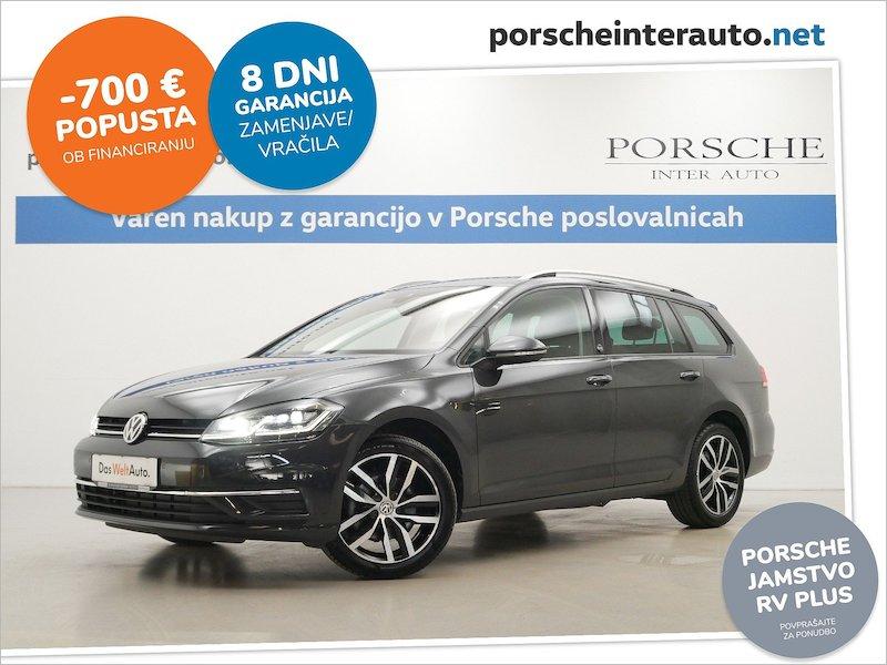 Volkswagen Golf Variant 2.0 TDI BMT ¨SOUND¨ DSG