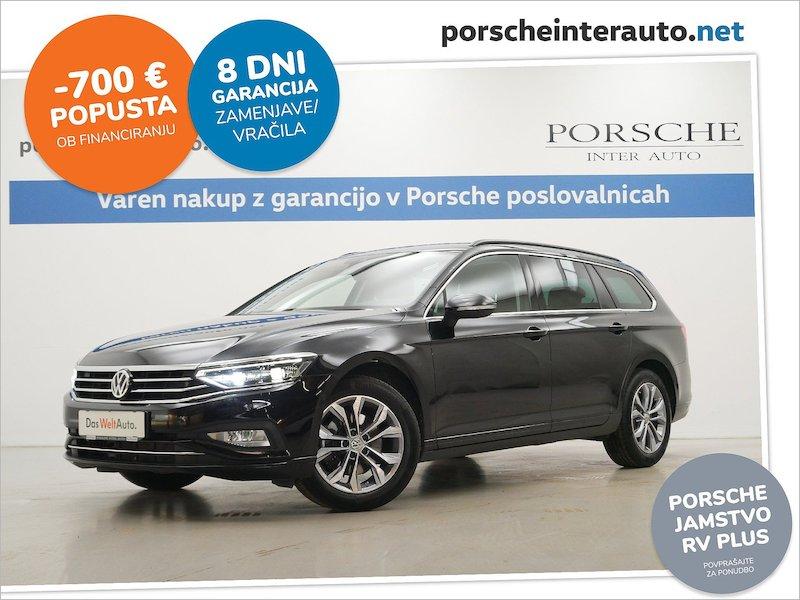 Volkswagen Passat Variant 2.0 TDI BMT SCR Business DSG