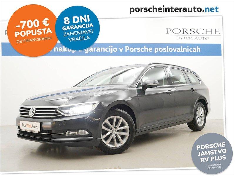 Volkswagen Passat Variant 2.0 TDI BMT Comfortline - SLOVENSKO VOZILO