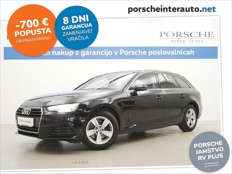 Audi A4 Avant 2.0 TDI S tronic SLOVENSKO VOZILO