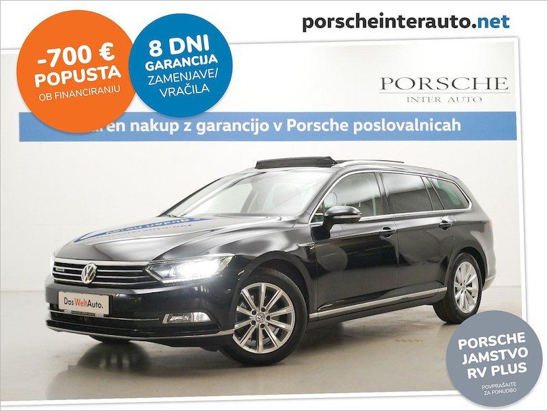 Volkswagen Passat Variant 4motion 2.0 TDI BMT Highline DSG