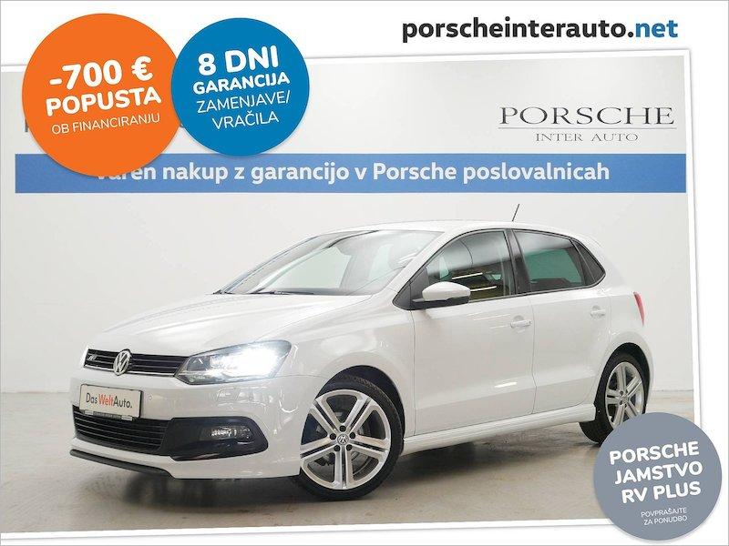 Volkswagen Polo 1.2 TSI 40 let R-Line Edition - SLOVENSKO VOZILO