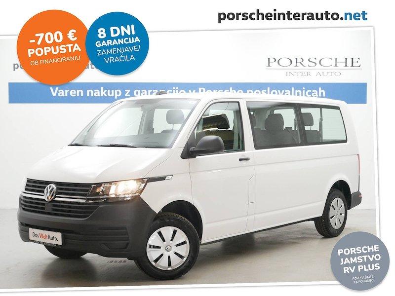 Volkswagen Transporter Kombi  7+1  2.0 TDI DMR - SLOVENSKO VOZILO