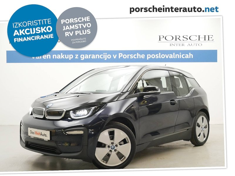 BMW i3 120Ah  Avt. - SLOVENSKO VOZILO