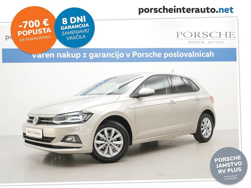 Volkswagen Polo 1.0 TSI Highline - SLOVENSKO VOZILO