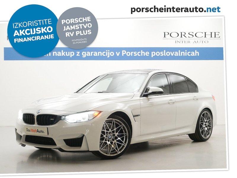 BMW M3 Competition SLOVENSKO VOZILO