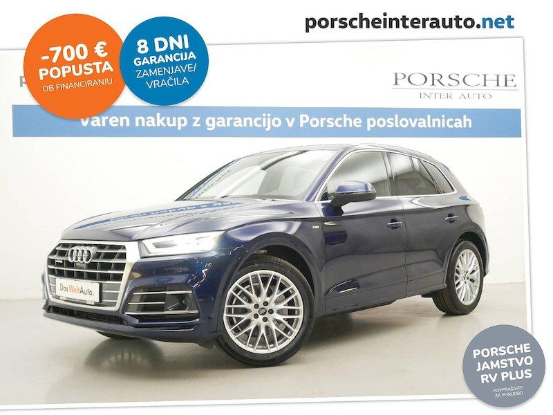 Audi Q5 quattro 2.0 TDI Sport S-Line - SLOVENSKO VOZILO