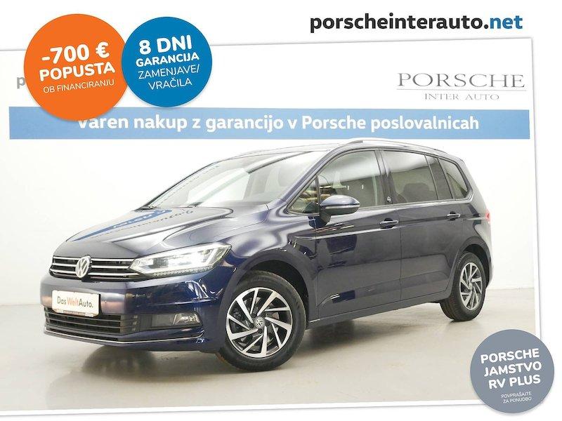 Volkswagen Touran 2.0 TDI BMT SOUND DSG