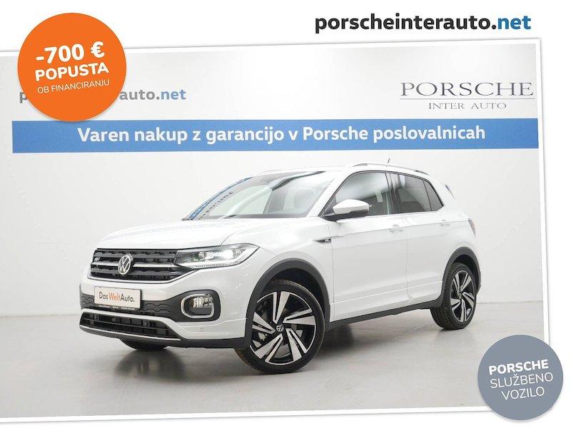 Volkswagen T-Cross 1.0 TSI BMT Style DSG - SLOVENSKO VOZILO