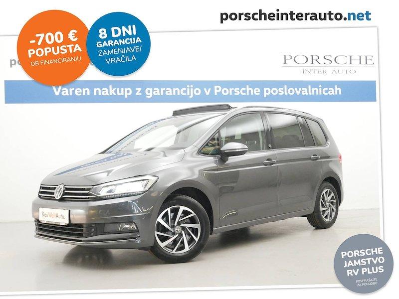 Volkswagen Touran 2.0 TDI BMT SOUND