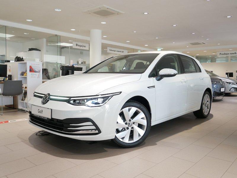 Volkswagen Golf 1.5 eTSI ACT Style DSG