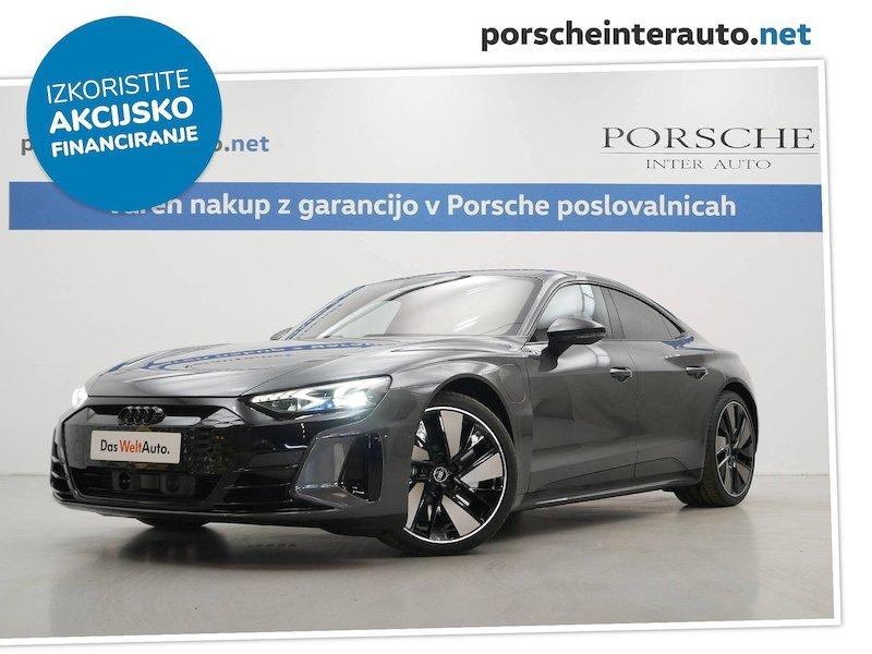 Audi e-tron GT quattro 350 kW - SLOVENSKO VOZILO