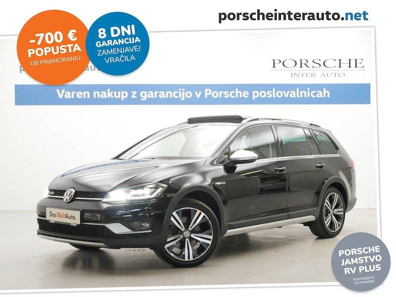 Volkswagen Golf Alltrack 4Motion 2.0 TDI BMT DSG