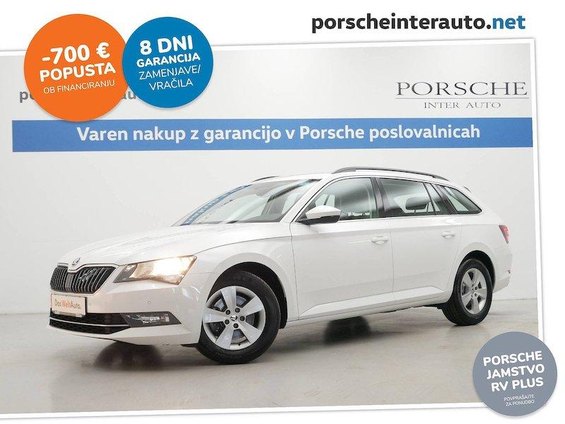 Škoda Superb Combi 4x4 2.0 TDI Ambition- SLOVENSKO VOZILO