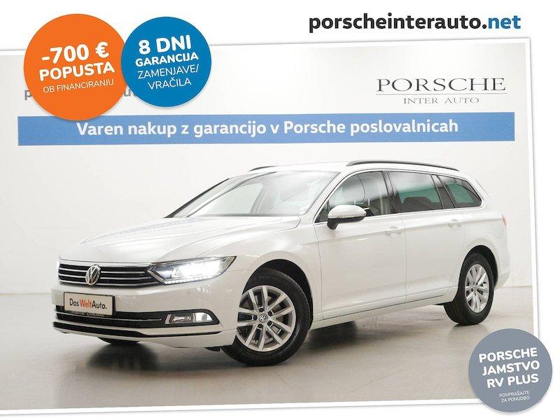 Volkswagen Passat Variant 2.0 TDI BMT Connect - SLOVENSKO VOZILO