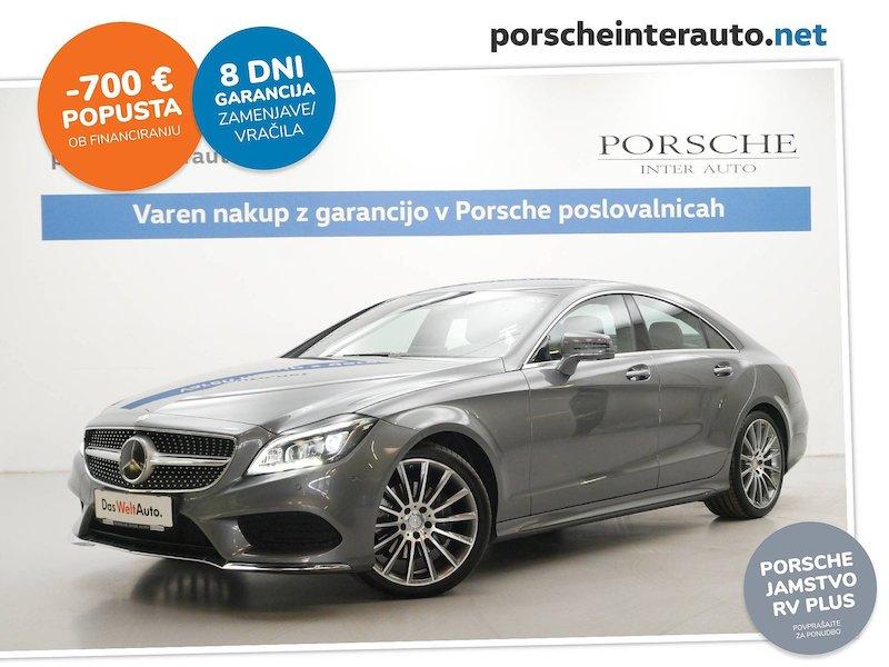 Mercedes-Benz CLS-Razred 250 d 4MATIC Avt. - SLOVENSKO VOZILO