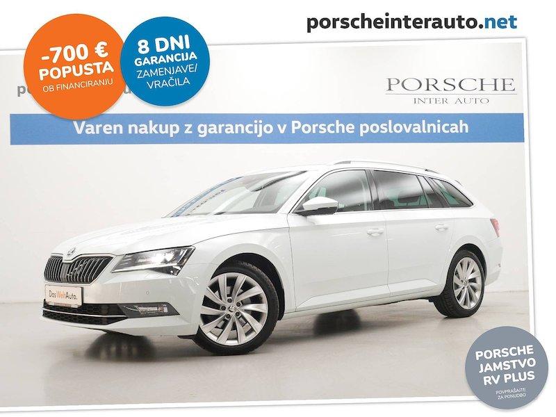 Škoda Superb Combi 2.0 TDI Style DSG - SLOVENSKO VOZILO