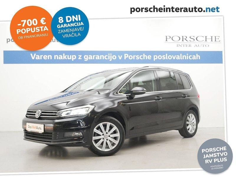 Volkswagen Touran 2.0 TDI BMT Highline DSG