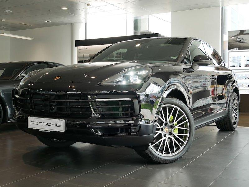 Porsche Cayenne Coupe E-Hybrid Tiptronic