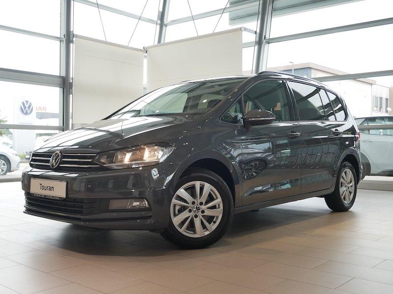 Volkswagen Touran 2.0 TDI BMT Family - SLOVENSKO VOZILO