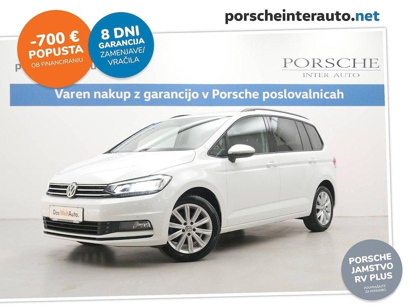 Volkswagen Touran 1.6 TDI BMT Family - SLOVENSKO VOZILO