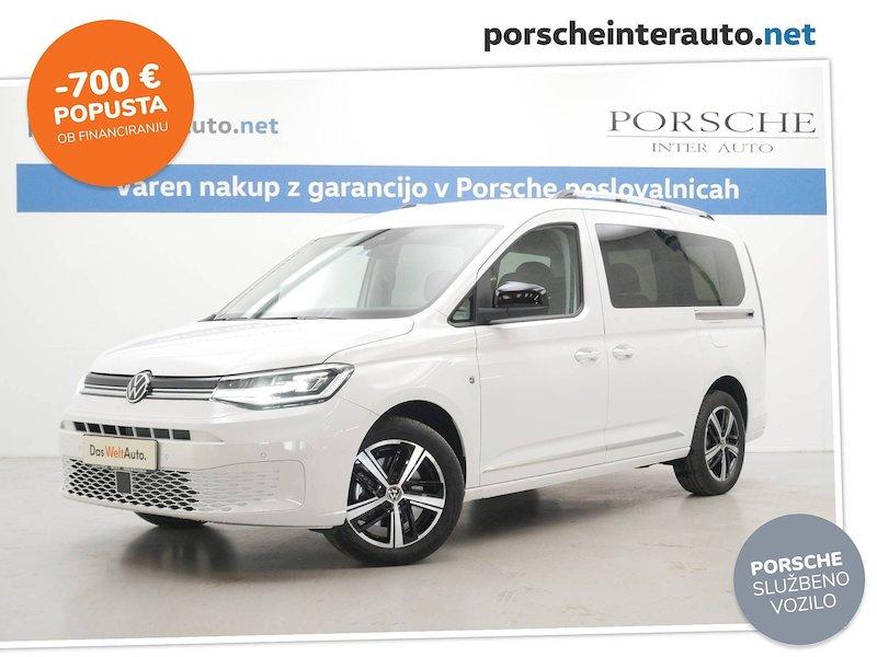 Volkswagen Caddy Maxi 1.5 TSI Style DSG - PRENOVLJENI MODEL
