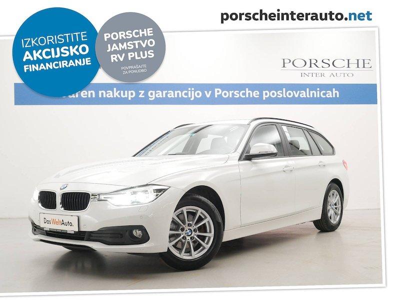 BMW serija 3 316d Touring - SLOVENSKO VOZILO