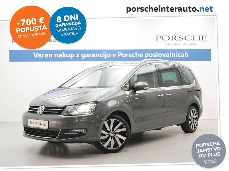Volkswagen Sharan 4motion 2.0 TDI BMT Style DSG - SLOVENSKO VOZILO