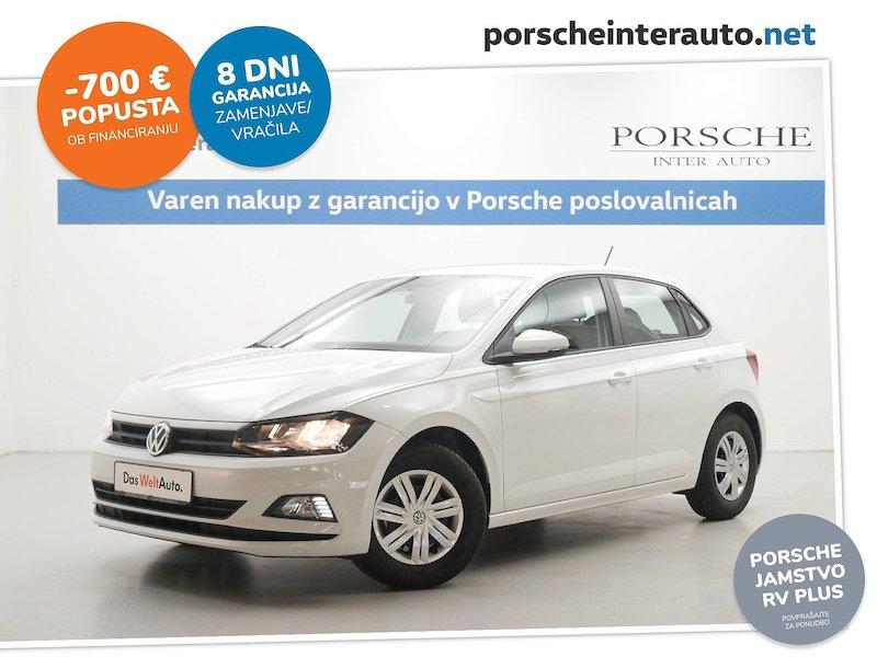 Volkswagen Polo Trendline 1.0 - SLOVENSKO VOZILO