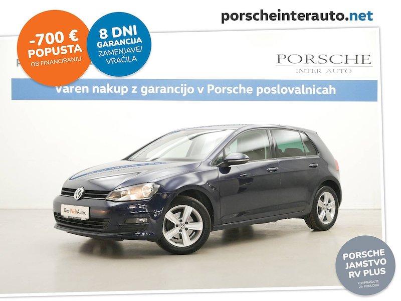 Volkswagen Golf 2.0 TDI BMT Comfortline - SLOVENSKO VOZILO
