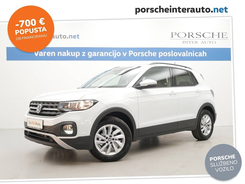 Volkswagen T-Cross 1.0 TSI BMT Life