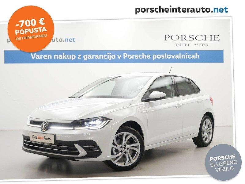 Volkswagen Polo 1.0 TSI Style DSG -  PRENOVLJENI MODEL