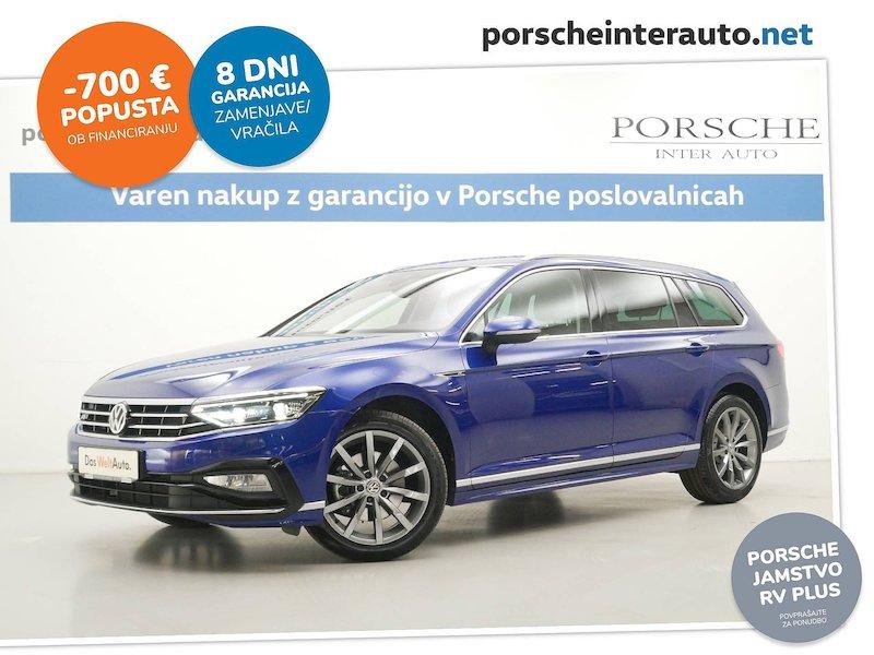 Volkswagen Passat Variant 4motion 2.0 TDI Elegance DSG - SLOVENSKI