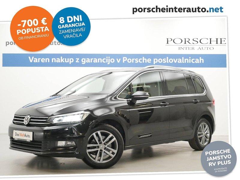 Volkswagen Touran 2.0 TDI BMT Highline DSG - SLOVENSKO VOZILO