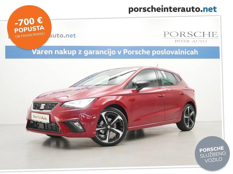 Seat Ibiza 1.0 TSI FR DSG