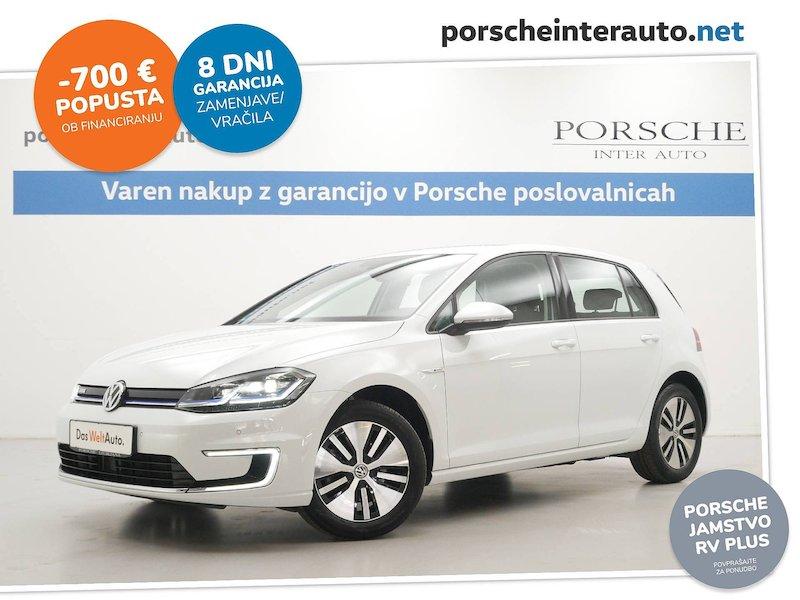 Volkswagen Golf e- Golf - SLOVENSKO VOZILO