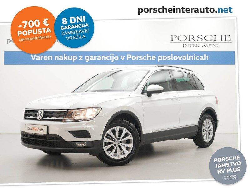 Volkswagen Tiguan 1.4 TSI ACT BMT Trendline - SLOVENSKO VOZILO