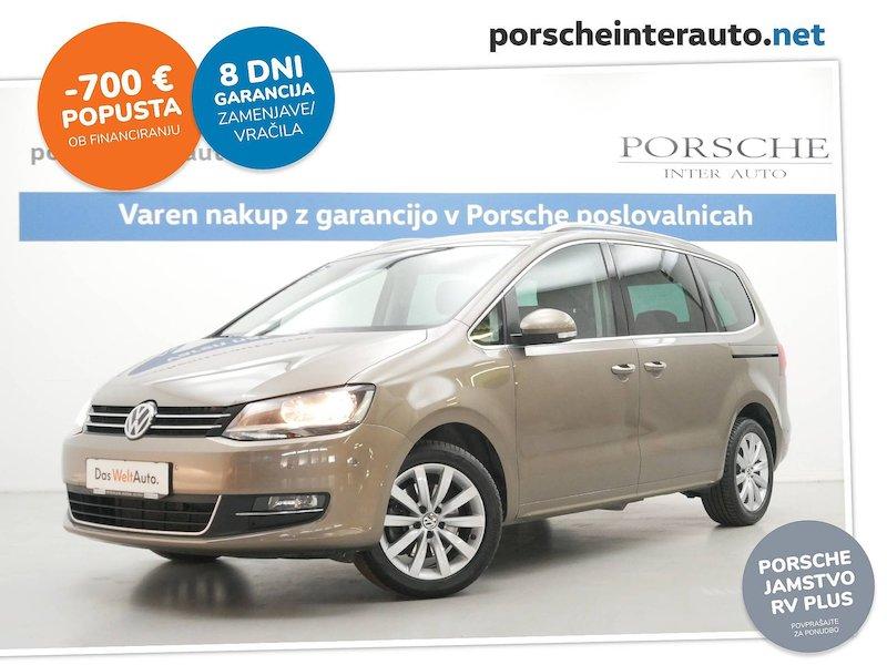 Volkswagen Sharan 2.0 TDI BMT SCR Highline - SLOVENSKO VOZILO