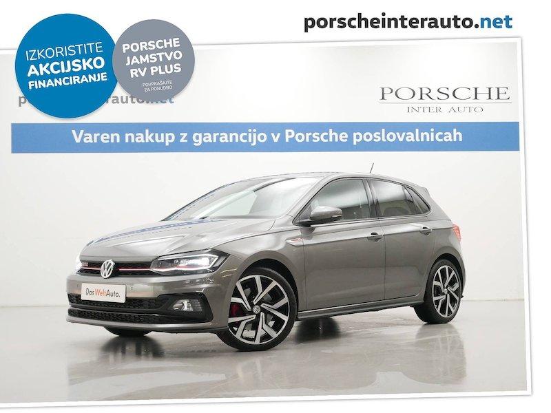 Volkswagen Polo GTI DSG SLOVENSKO VOZILO