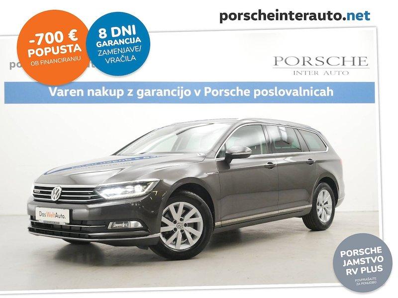 Volkswagen Passat Variant 4motion 2.0 TDI BMT Comfortline DSG