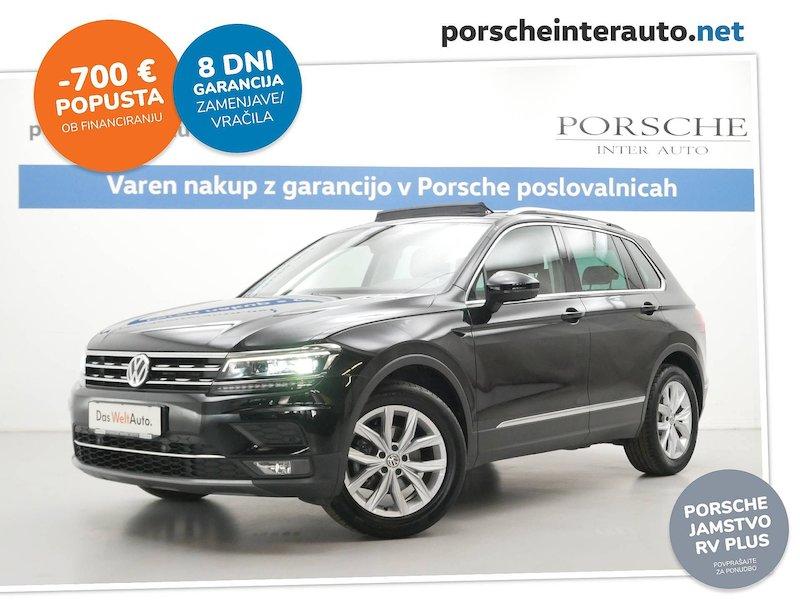 Volkswagen Tiguan 2.0 TDI BMT Highline - SLOVENSKO VOZILO