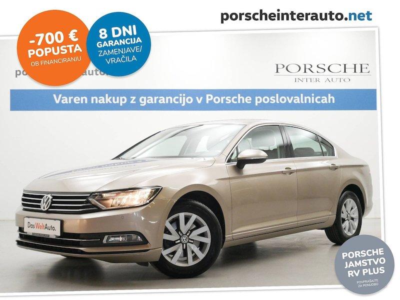 Volkswagen Passat 2.0 TDI BMT Comfortline DSG - SLOVENSKO VOZILO