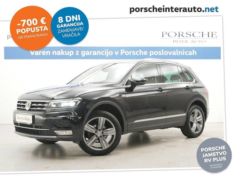 Volkswagen Tiguan 4motion 2.0 TDI BMT Highline - SLOVENSKO VOZILO